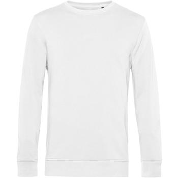 textil Herr Sweatshirts B&c WU31B Vit