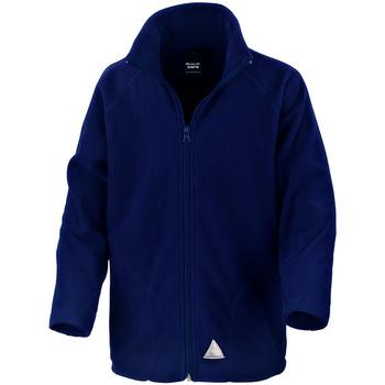 textil Barn Fleecetröja Result RS114B Kunglig blå
