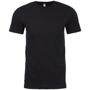 textil T-shirts Next Level NX6410 Svart
