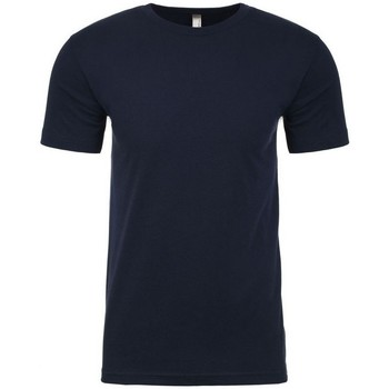 textil T-shirts Next Level NX6410 Marinblått
