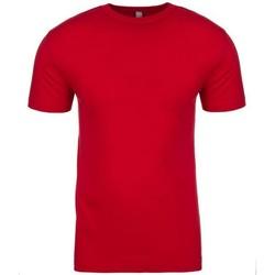 textil T-shirts Next Level NX6410 Röd