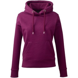 textil Dam Sweatshirts Anthem AM03 Bourgogne