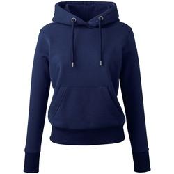 textil Dam Sweatshirts Anthem AM03 Oxford Navy