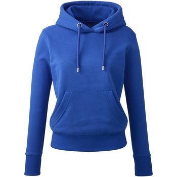 textil Dam Sweatshirts Anthem AM03 Kunglig blå