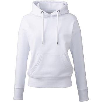 textil Dam Sweatshirts Anthem AM03 Vit