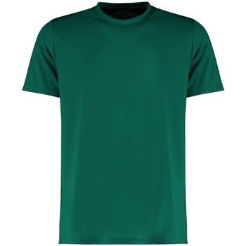 textil Herr T-shirts Kustom Kit KK555 Flaskegrön