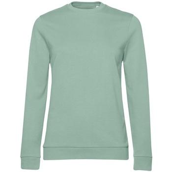 textil Dam Sweatshirts B&c WW02W Khaki grönt