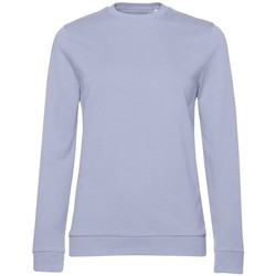 textil Dam Sweatshirts B&c WW02W Lavendel Lila