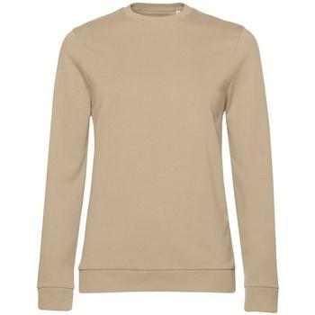 textil Dam Sweatshirts B&c WW02W Sand