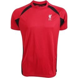 textil T-shirts Liverpool Fc  Röd/Svart