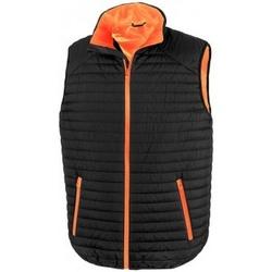 textil Jackor Result R239X Svart/orange