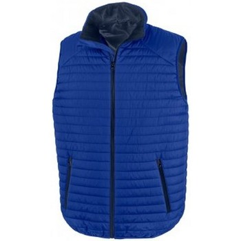 textil Jackor Result R239X Kungligt blått/grönblått