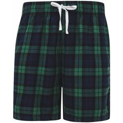 textil Herr Shorts / Bermudas Sf SF82 Marinblått/grönt