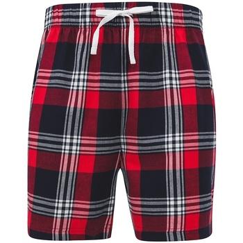 textil Herr Shorts / Bermudas Sf SF82 Röd/Navy