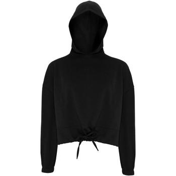 textil Dam Sweatshirts Tridri TR085 Svart