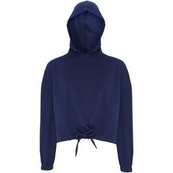 textil Dam Sweatshirts Tridri TR085 Marinblått