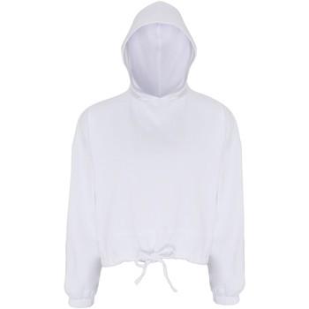 textil Dam Sweatshirts Tridri TR085 Vit