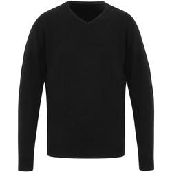 textil Herr Sweatshirts Premier PR400 Svart