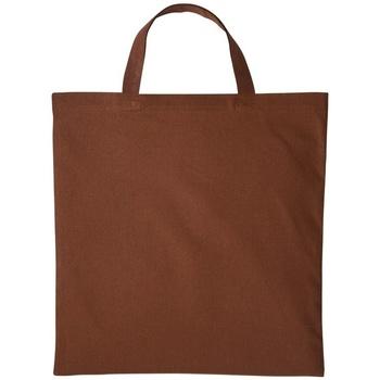 Väskor Shoppingväskor Nutshell RL110 Mörkbrun