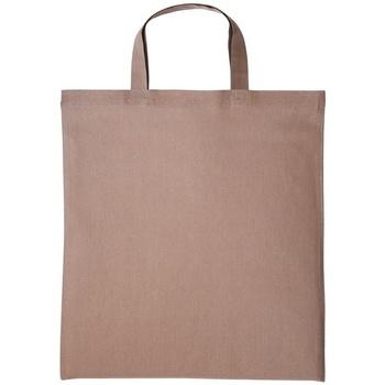 Väskor Shoppingväskor Nutshell RL110 Ljusbrun