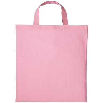 Väskor Shoppingväskor Nutshell RL110 Ljusrosa