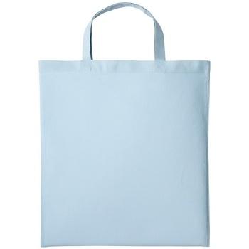 Väskor Shoppingväskor Nutshell RL110 Pastellblått