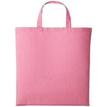 Väskor Shoppingväskor Nutshell RL110 Pastellrosa