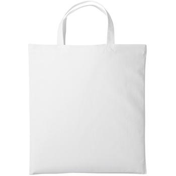Väskor Shoppingväskor Nutshell RL110 Vit