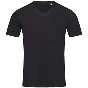 textil Herr T-shirts Stedman Stars  Svart