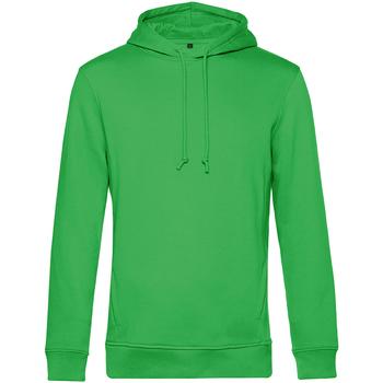 textil Herr Sweatshirts B&c WU33B Äppelgrönt