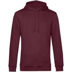 textil Herr Sweatshirts B&c WU33B Bourgogne