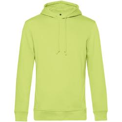 textil Herr Sweatshirts B&c WU33B Lime