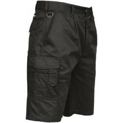 textil Herr Shorts / Bermudas Portwest PW128 Svart