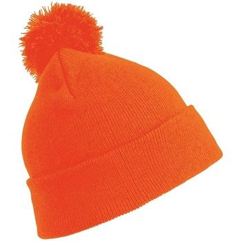 Accessoarer Barn Mössor Result Winter Essentials RC028J Fluorescerande orange