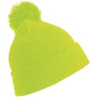 Accessoarer Barn Mössor Result Winter Essentials RC028J Fluorescerande gult