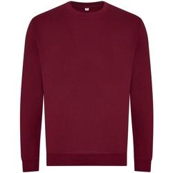 textil Herr Sweatshirts Awdis JH230 Bourgogne