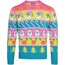 textil Sweatshirts Christmas Shop CJ002 Flerfärgad