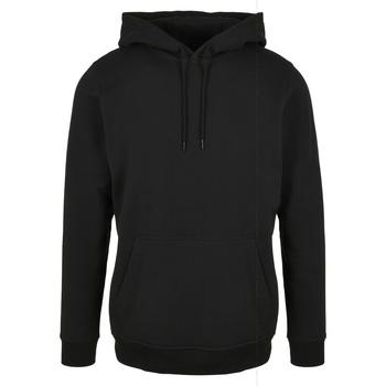 textil Herr Sweatshirts Build Your Brand BB001 Svart