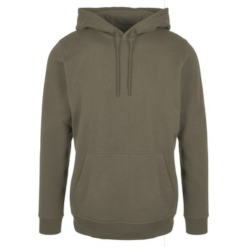 textil Herr Sweatshirts Build Your Brand BB001 Olive