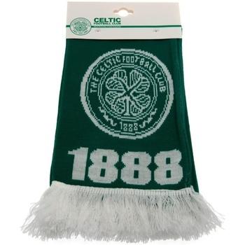 Accessoarer Halsdukar Celtic Fc  Grön/vit