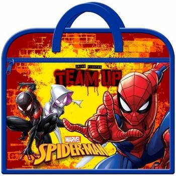 Väskor Barn Skolväskor Spiderman  Marinblått/rött