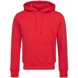 textil Herr Sweatshirts Stedman  Crimson Red