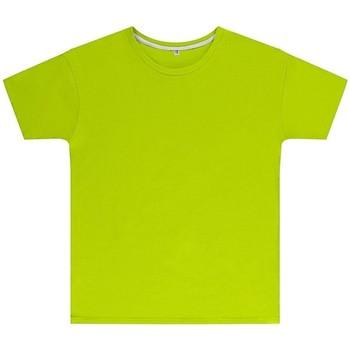 textil Barn T-shirts Sg SGTEEK Lime