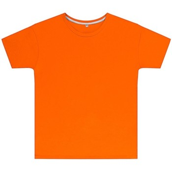 textil Barn T-shirts Sg SGTEEK Orange