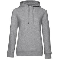 textil Dam Sweatshirts B&c WW03Q Grått ljung