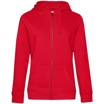 textil Dam Sweatshirts B&c WW03Q Röd