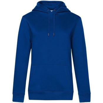 textil Dam Sweatshirts B&c WW03Q Kunglig blå