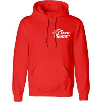 textil Sweatshirts Toy Story  Röd
