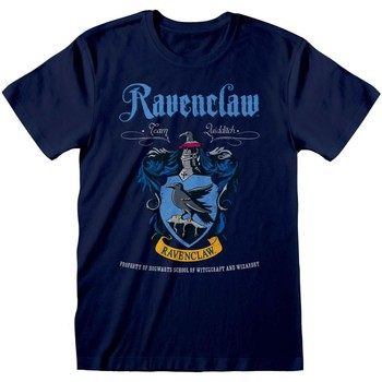 textil T-shirts & Pikétröjor Harry Potter  Marinblått