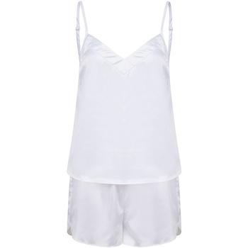 textil Dam Pyjamas/nattlinne Towel City TC057 Vit
